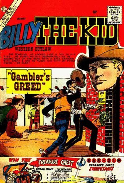 Billy the Kid Vol 1 26