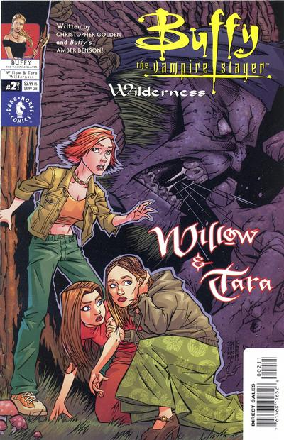 Buffy the Vampire Slayer: Willow & Tara - Wilderness Vol 1 2