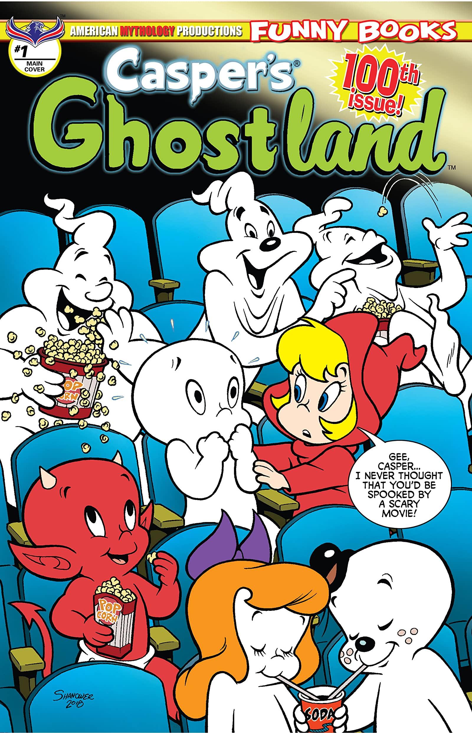 Casper's Ghostland Vol 3 1