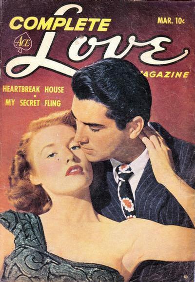 Complete Love Magazine Vol XXVIII 1
