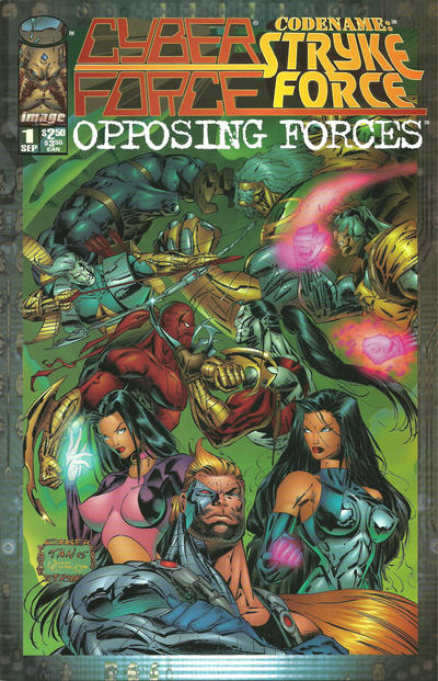 Cyberforce, Stryke Force: Opposing Forces Vol 1 1