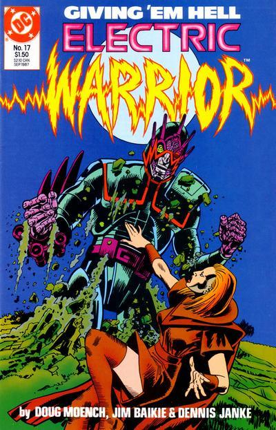 Electric Warrior Vol 1 17