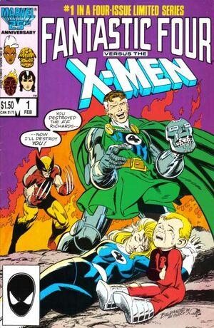 Fantastic Four vs. the X-Men Vol 1 1.jpg