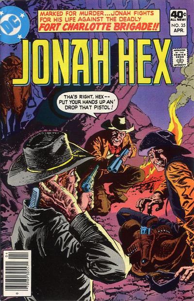 Jonah Hex Vol 1 35