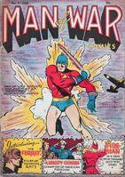 Man of War Comics Vol 1 2
