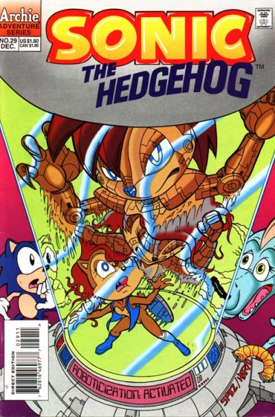 Sonic the Hedgehog Vol 1 29