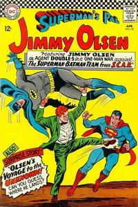 Superman's Pal, Jimmy Olsen Vol 1 92