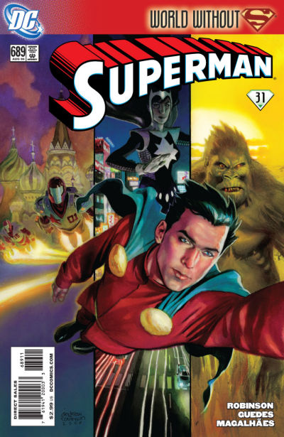 Superman Vol 1 689