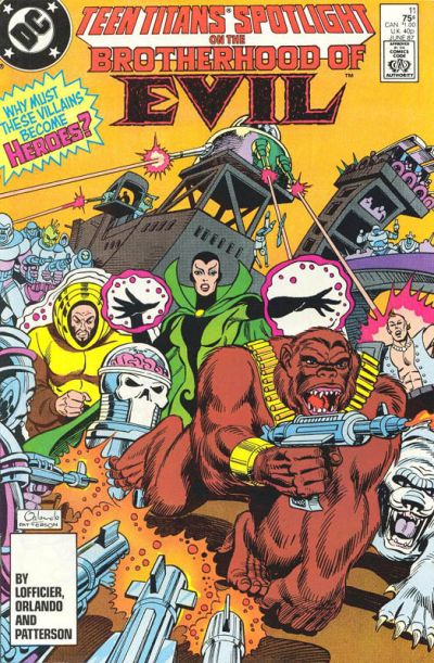 Teen Titans Spotlight Vol 1 11