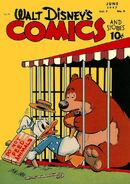 Walt Disney's Comics and Stories Vol 1 81