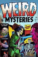 Weird Mysteries Vol 1 8
