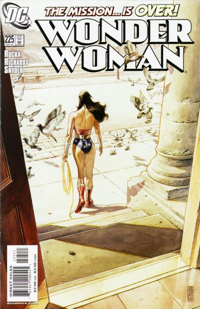 Wonder Woman Vol 2 225