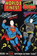 World's Finest Comics Vol 1 167