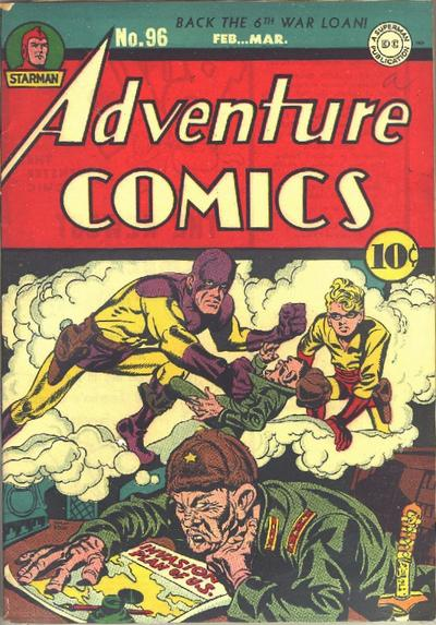 Adventure Comics Vol 1 96