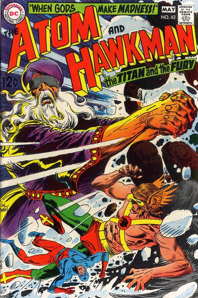 Atom and Hawkman Vol 1 42