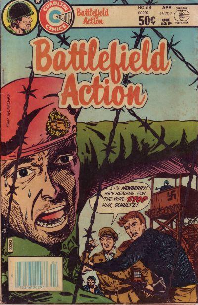 Battlefield Action Vol 1 68