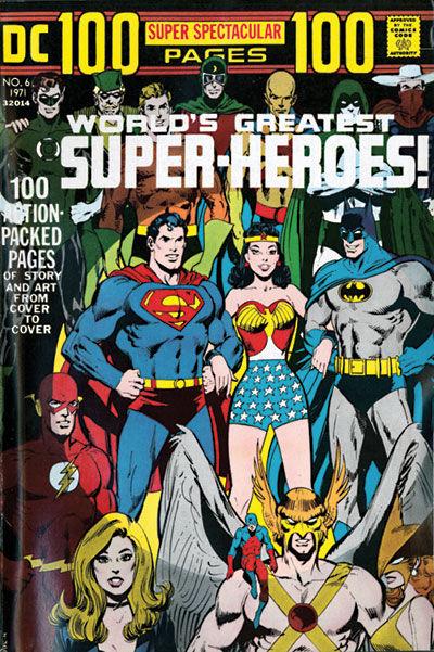DC 100-Page Super Spectacular DC-6 Replica Edition Vol 1 1