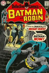 Detective Comics Vol 1 395