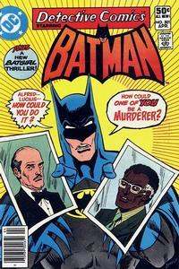 Detective Comics Vol 1 501