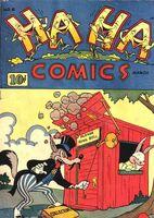 Ha Ha Comics Vol 1 6