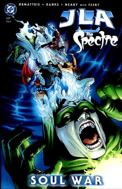 JLA/Spectre: Soul War Vol 1 1