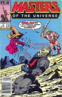 Masters of the Universe Vol 1 9 Newsstand