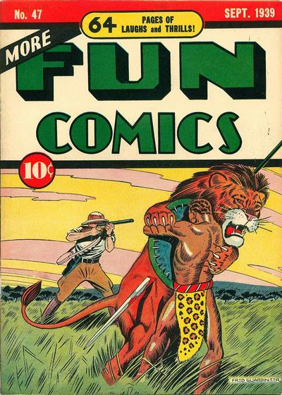 More Fun Comics Vol 1 47