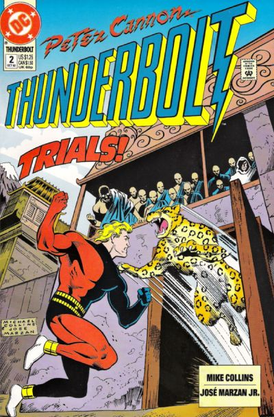 Peter Cannon: Thunderbolt Vol 1 2