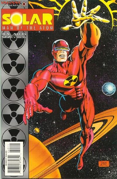 Solar, Man of the Atom Vol 1 45