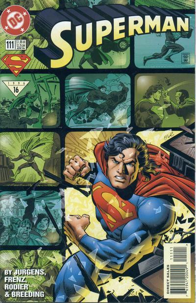 Superman Vol 2 111
