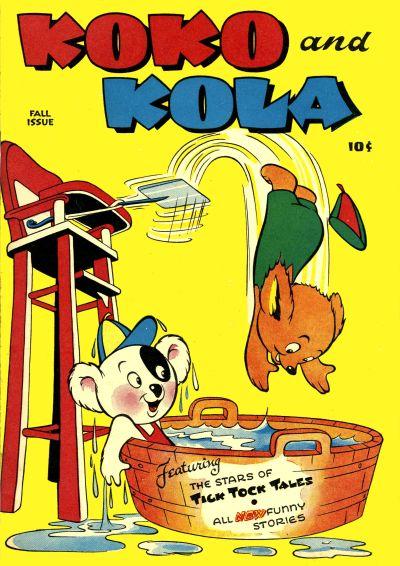 The Adventures of Koko and Kola Vol 1