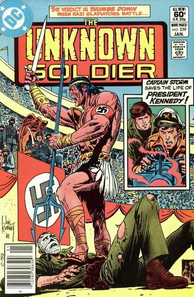 Unknown Soldier Vol 1 259
