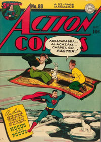 Action Comics Vol 1 88