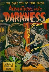 Adventures into Darkness Vol 1 9