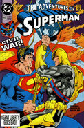 Adventures of Superman Vol 1 492