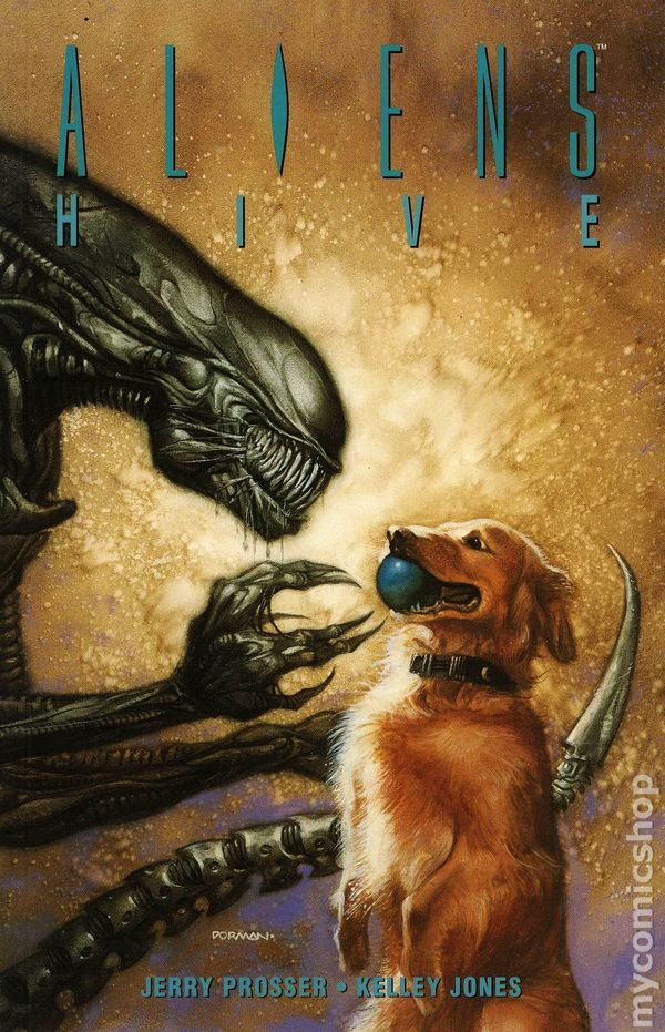Aliens: Hive 2nd Edition