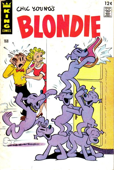 Blondie Comics Vol 1 168