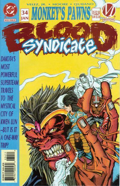 Blood Syndicate Vol 1 34