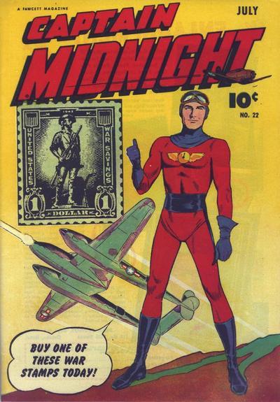 Captain Midnight Vol 1 22