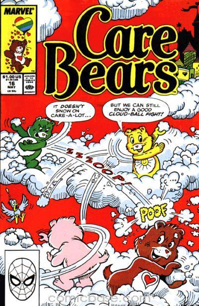 Care Bears Vol 1 16