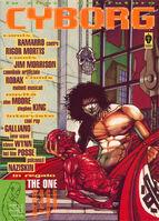 Cyborg (1992) Vol 1 2