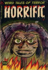Horrific Vol 1 4