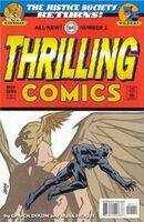 JSA Returns Thrilling Comics Vol 1 1