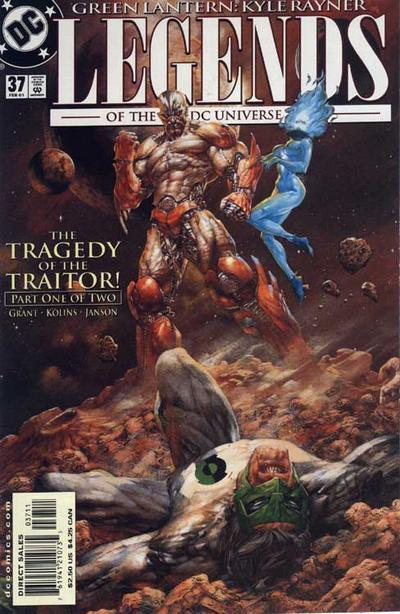 Legends of the DC Universe Vol 1 37