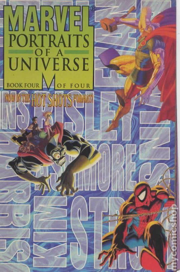 Marvel Portraits of a Universe Vol 1 4