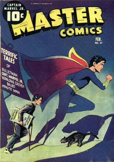 Master Comics Vol 1 47