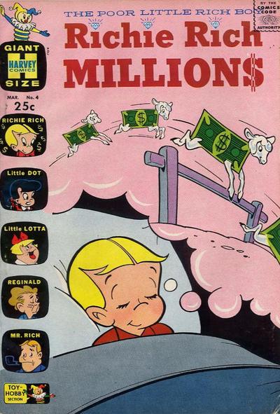 Richie Rich Millions Vol 1 4