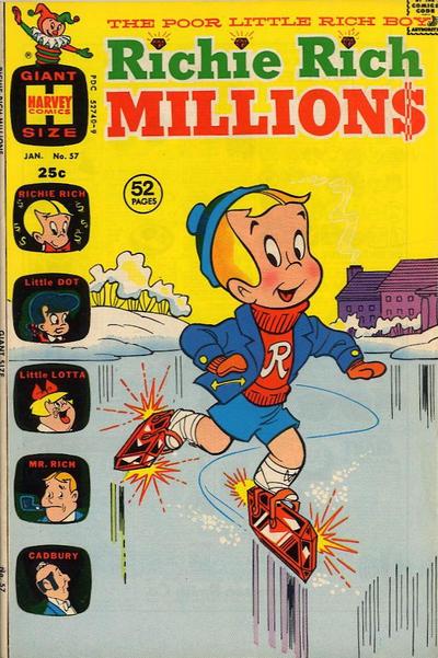Richie Rich Millions Vol 1 57