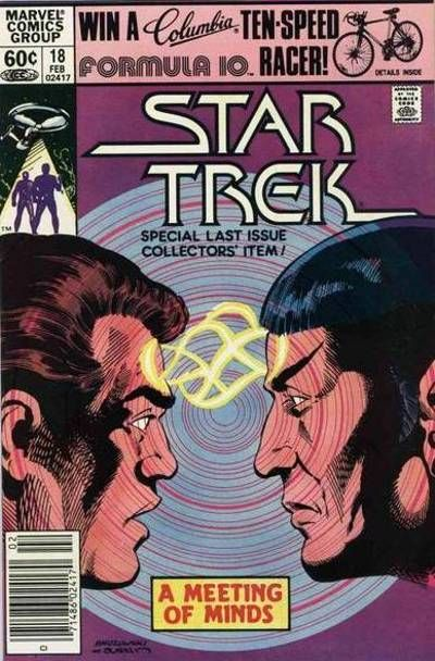 Star Trek (Marvel) Vol 1 18