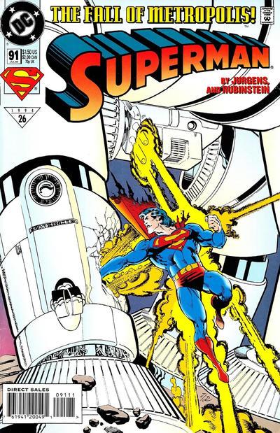 Superman Vol 2 91